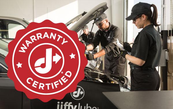 Warranty Certified